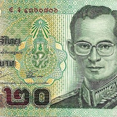 Курс обмена доллара в тайланде