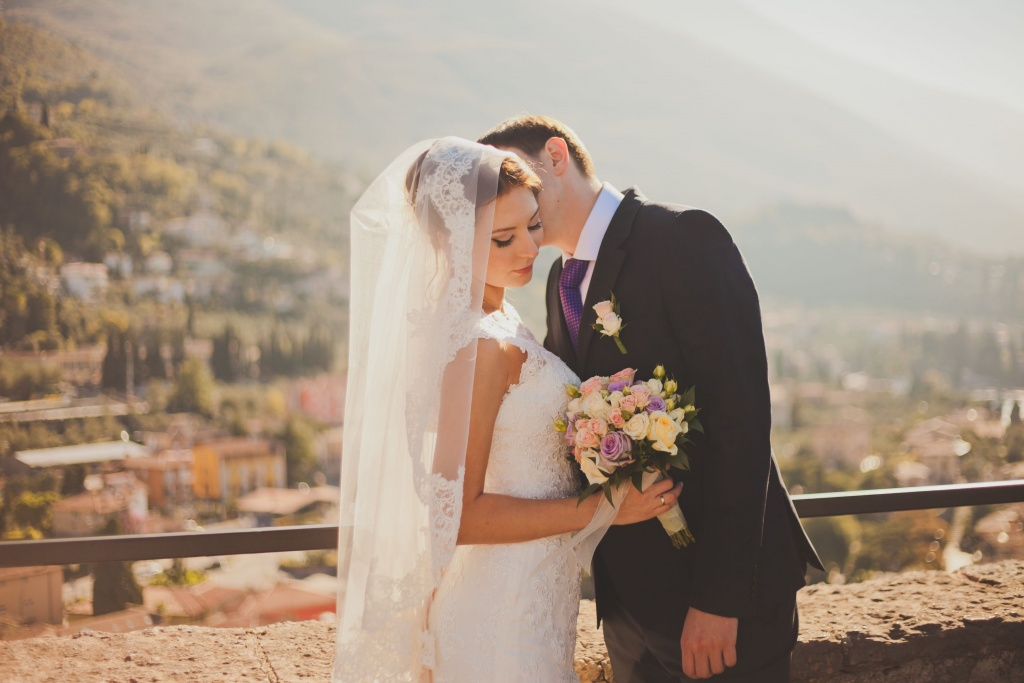 Inna and Aleksandr | Garda lake, Италия, Фотограф Svetlana Cozlitina, #97617