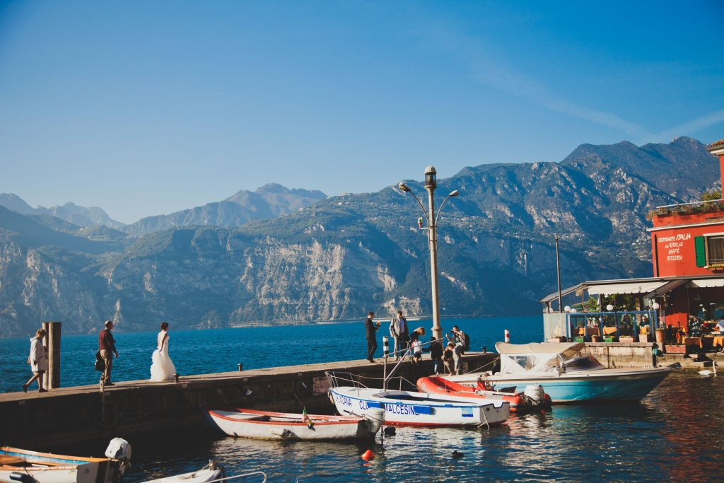 Inna and Aleksandr | Garda lake, Италия, Фотограф Svetlana Cozlitina, #97652