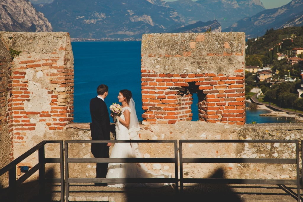 Inna and Aleksandr | Garda lake, Италия, Фотограф Svetlana Cozlitina, #97642