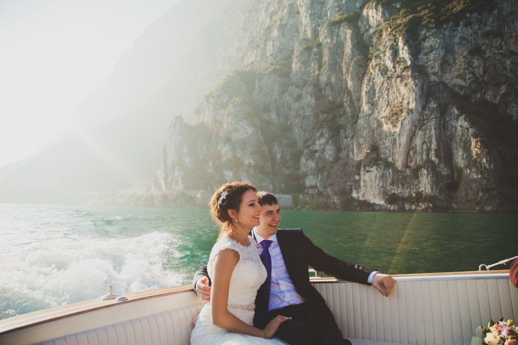 Inna and Aleksandr | Garda lake, Италия, Фотограф Svetlana Cozlitina, #97654