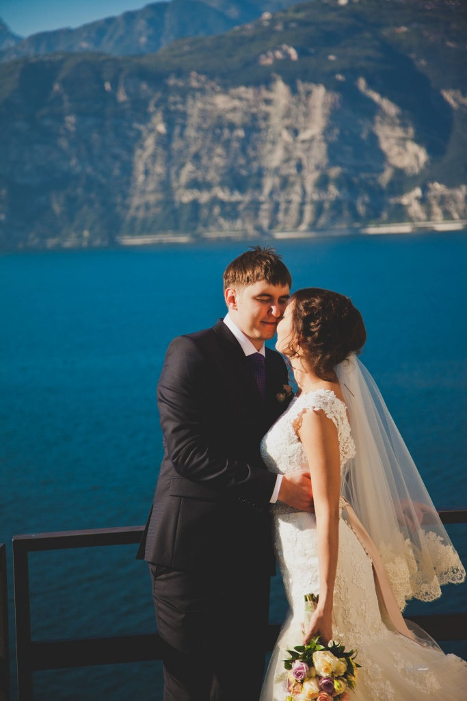 Inna and Aleksandr | Garda lake, Италия, Фотограф Svetlana Cozlitina, #97647