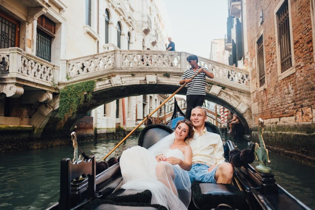 прогулка с профессиональным фотографом в венеции начала нужно