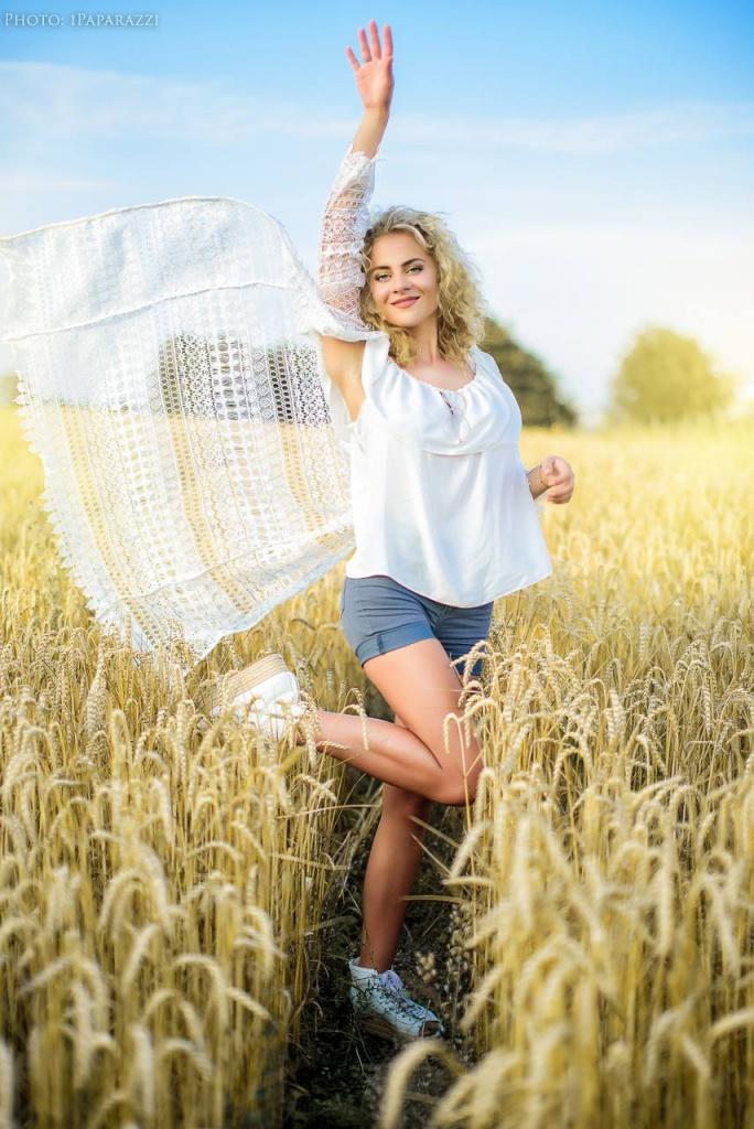 Идеи для фотографий в поле с пшеницей