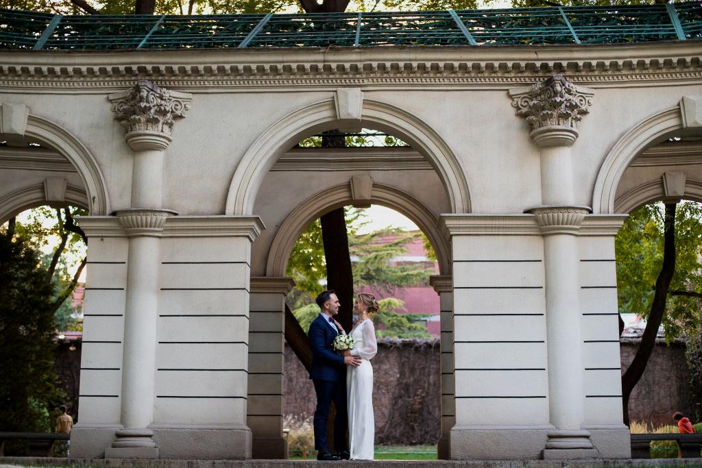 Свадебная фотосессия в пекине