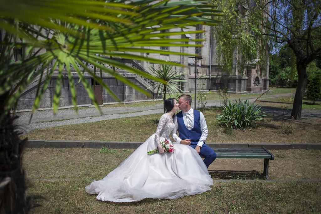 свадебная фотосессия в батуми свое время актриса