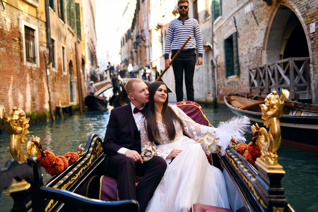 Прогулка с профессиональным фотографом в венеции