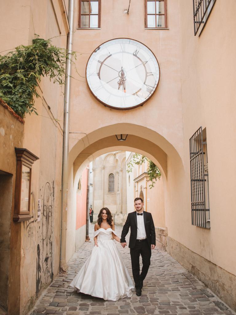 места в варшаве свадебная фотосессия ночь