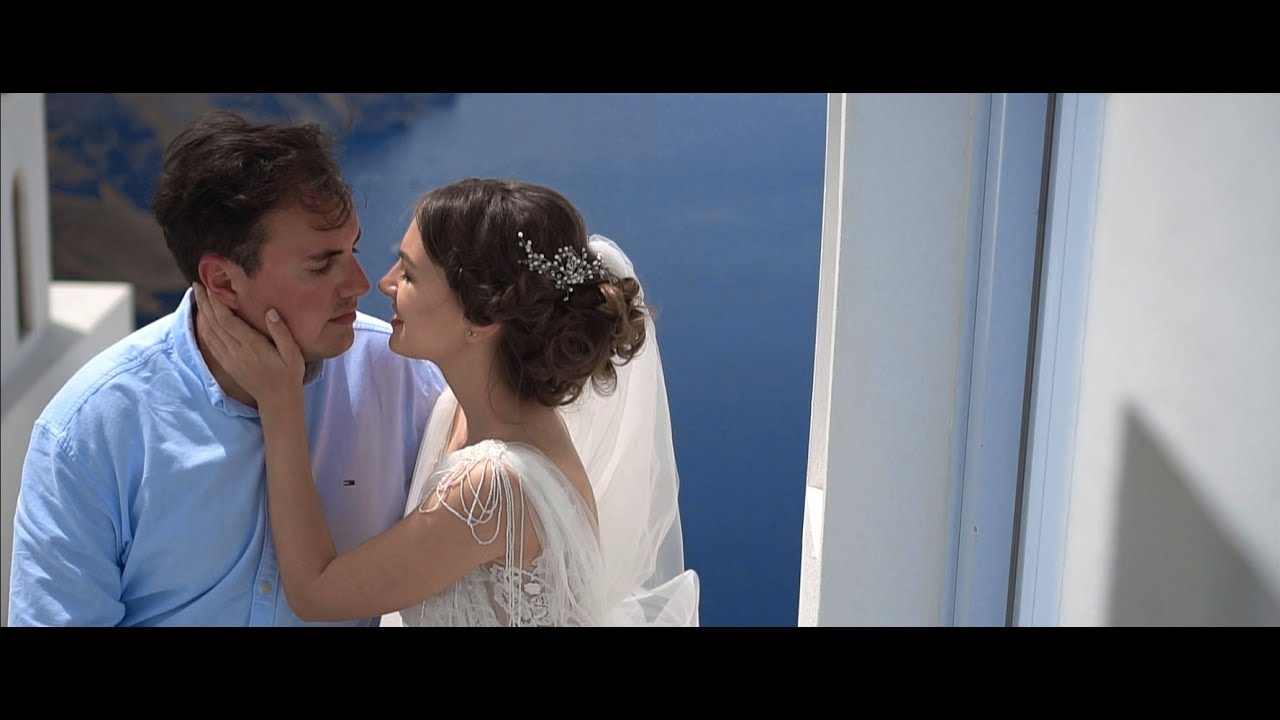 Greece, Santorini (Wedding PROMO)