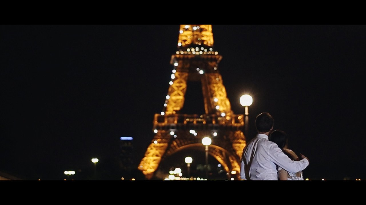 Paris Lovestory – Alexey&Inna
