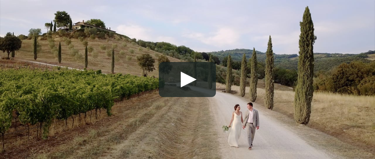 Tuscany Wedding | Alexander&Mary