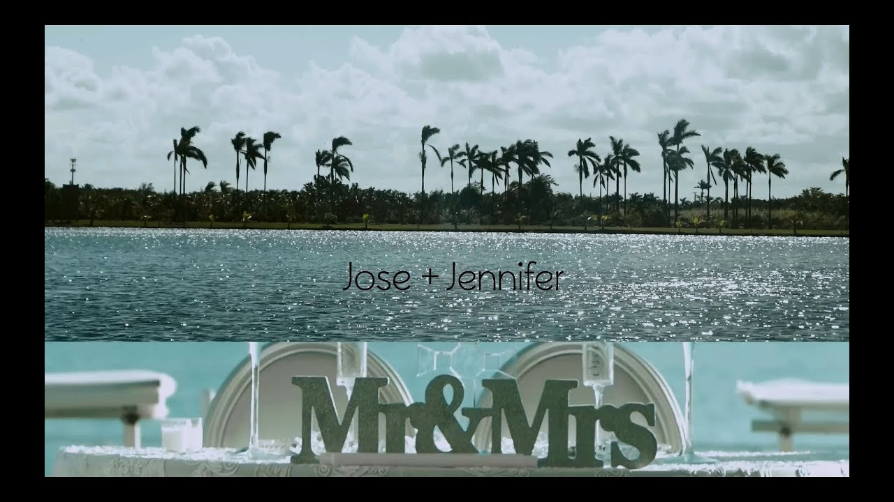 Miami wedding || Jose + Jennifer