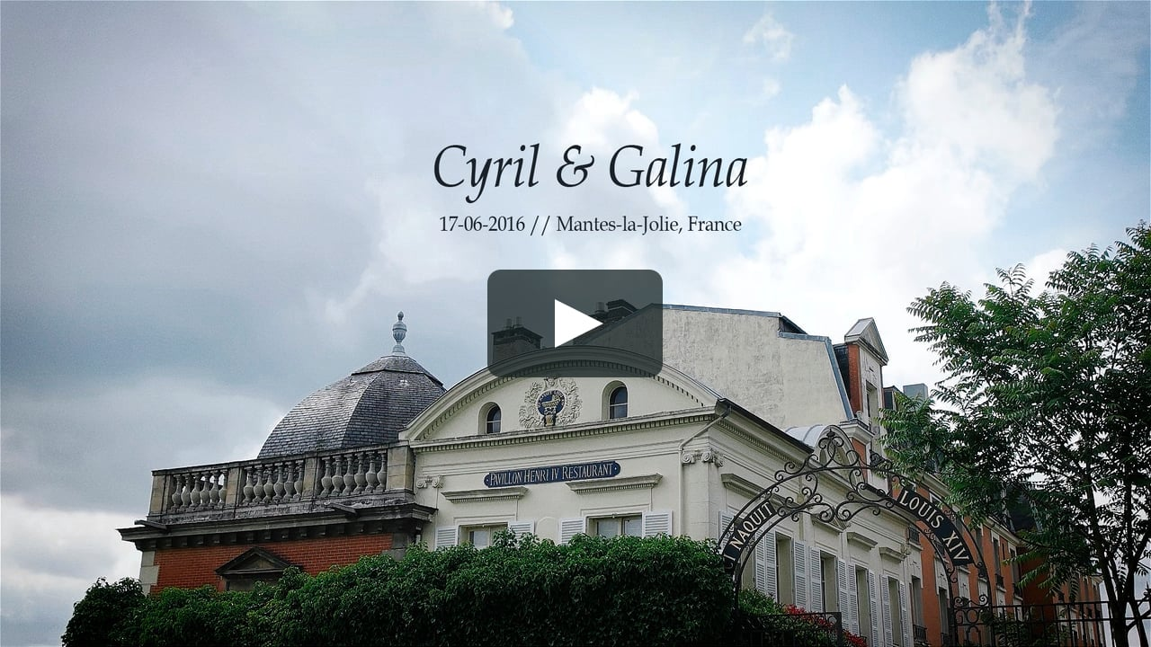 Cyril & Galina // Mantes-la-Jolie, France