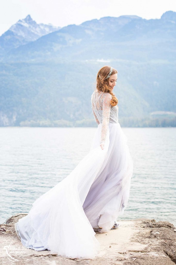 Wedding. Switzerland