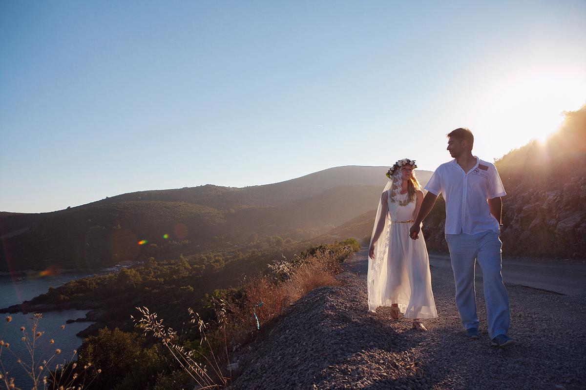 фотографы на свадьбу черногория процессе