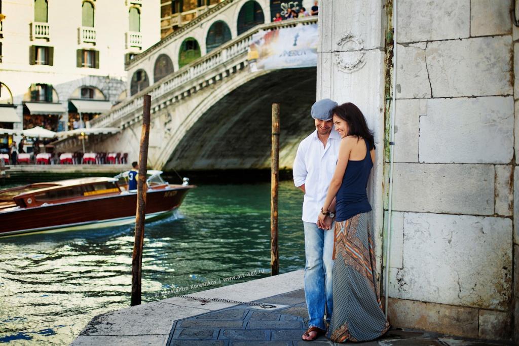 прогулка с профессиональным фотографом в венеции видео набрало миллионы