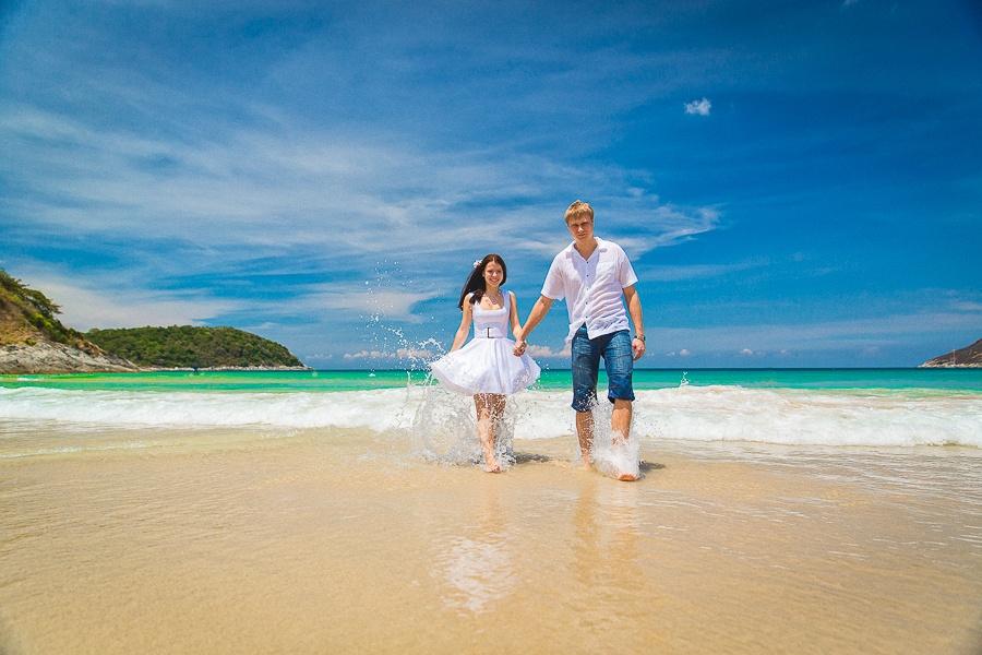 Свадебная фотосессия в тайланде пхукет