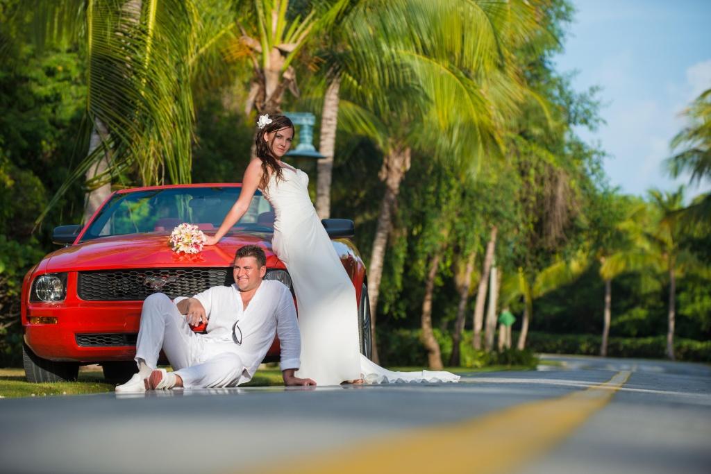 хотела фотографы на свадьбу доминикана факту такой