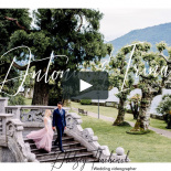 Antonio & Irina [Wedding Italy, Lake Como]