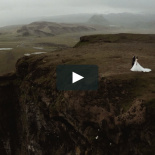 """Elopement to Iceland"" // Iceland"