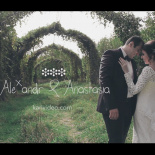 Kari Video | Wedding - Alexandr+Anastasia