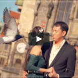 Pre-wedding Prague - Dresden 2016