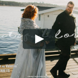 Свадьба в Швеции. Wedding in Sweden, Kristoffer & Valeriia